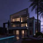image villa piscine